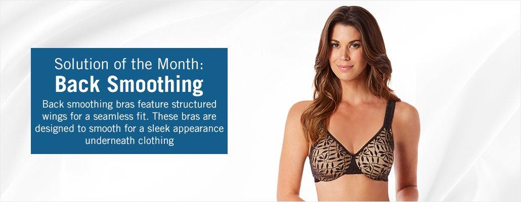 Solution of the Month: Back Smoothing