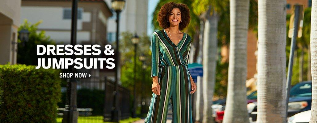 Dresses & Jumpsuits - Shop Now