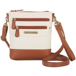 Stone Mountain Pebble North South 3 Bagger Handbag