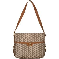 Stone Mountain Laci Windmill Hobo Handbag