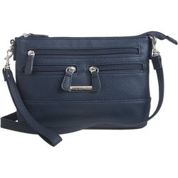 Stone Mountain East West Solid Crossbody Handbag