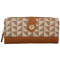 Stone Mountain Windmill Large Tab Wallet