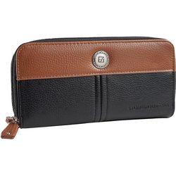 Stone Mountain Ludlow Double Zipper Wallet