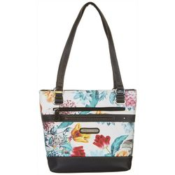 Stone Mountain Donna Floral Tote Handbag