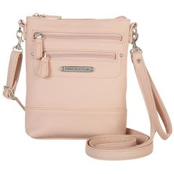 Stone Mountain Pebble Crossbody Handbag