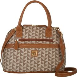 Stone Mountain Windmill Dome Satchel Handbag