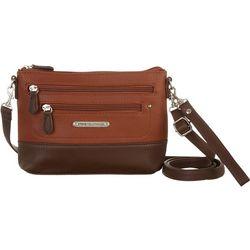 Stone Mountain 3 Bagger All In One Crossbody Handbag