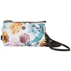 Stone Mountain Floral Trifecta Handbag