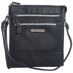 Stone Mountain Solid Pebble Crossbody Handbag