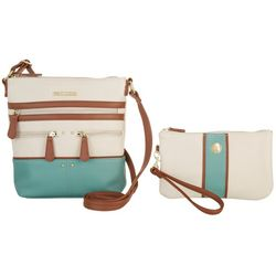 Stone Mountain Plugged In Tori Take Two Crossbody Handbag