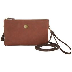 Stone Mountain Plugged In Trifecta Nubuck Handbag