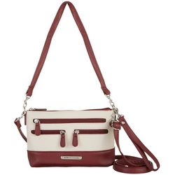 Stone Mountain Plugged In Charluzzo Crossbody Handbag