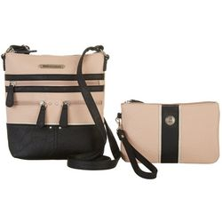 Stone Mountain Plugged In Nancy Crossbody Handbag