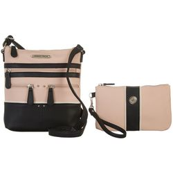 Stone Mountain Plugged In Pebble Crossbody Handbag