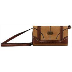 B.O.C. Howlett Deluxe Crossbody Wallet
