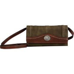 B.O.C. Tahoe Accordion Crossbody Wallet