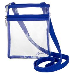 Eventful Clear Crossbody Handbag