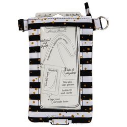 Olivia Moss Seeing Stripes Cell Phone Crossbody Bag