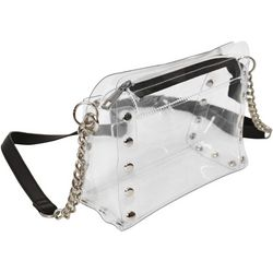 Imoshion Clear Stadium Backpack Handbag