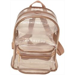 Imoshion Clear Backpack Handbag