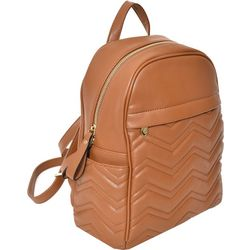Imoshion Quilted Chevron Pattern Backpack