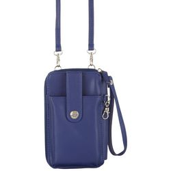 Mundi Kennedy Zip Around Crossbody Wallet