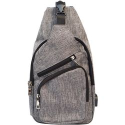 Nupouch Solid Sling Anti-Theft Backpack