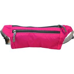 Nupouch Solid Flat Fanny Pack