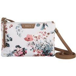 Rosetti Linnett Mini Blushing Blossoms Crossbody Handbag