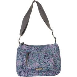 Garcia Leopard Printed Hobo Handbag