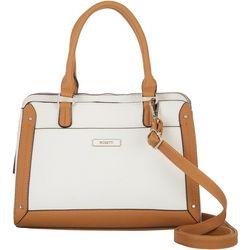 Rosetti Irene Solid Satchel Handbag