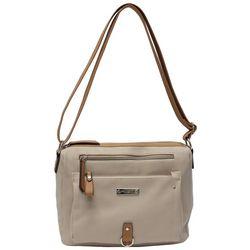 Rosetti Solid Cory Crossbody Handbag