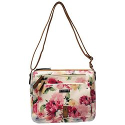 Rosetti Floral Cory Crossbody Handbag