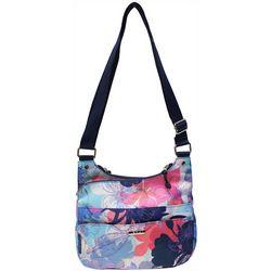 Rosetti Granada Island Floral Crossbody Handbag