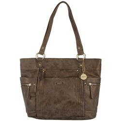Rosetti The Colette Solid Tote Handbag
