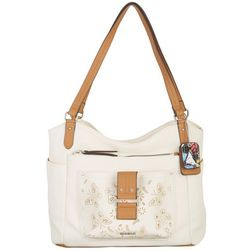 Rosetti Butterfly Louise 4 Poster Tote Handbag