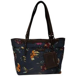 Rosetti The Taryn Falling Flowers Tote Handbag