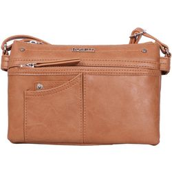 Anita Solid Mini Crossbody Handbag