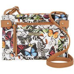 Rosetti Zuma Butterfly Crossbody Handbag