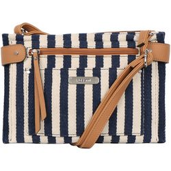Rosetti Zuma Stripes Crossbody Handbag