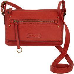 Rosetti Jasper Solid Crossbody Handbag