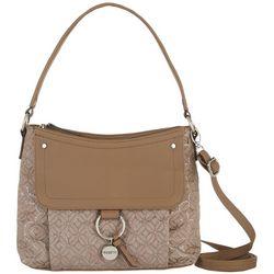 Rosetti Larkin Print Crossbody Handbag