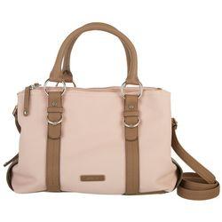 Rosetti Suzie Solid Satchel Handbag