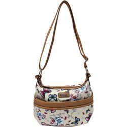 Rosetti Clara Butterfly Crossbody Handbag