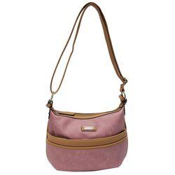Rosetti Clara Two Tone Mini Crossbody Handbag