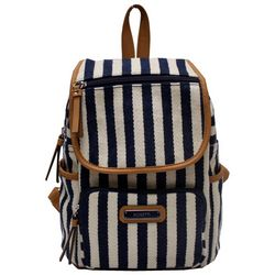 Rosetti Striped Tinley Backpack