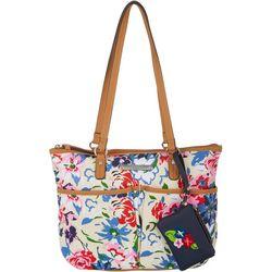 Rosetti Petal Perfection Mina Tote Handbag