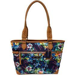 Rosetti Janet Floral Tote Handbag
