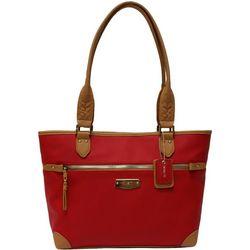 Rosetti Janet Colorblock Tote Handbag