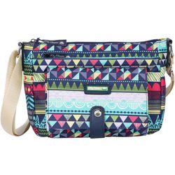 Lily Bloom Christina Stripe Jam Handbag